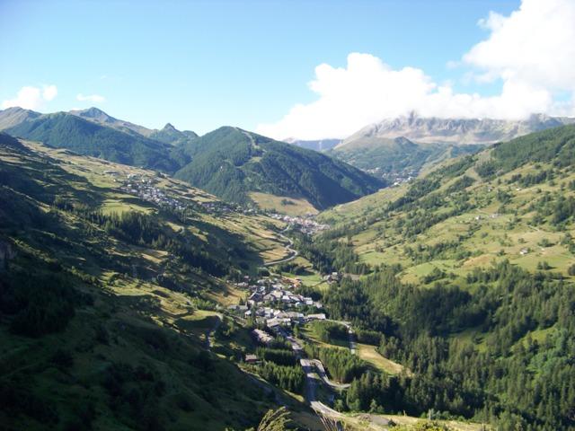 Vue sur Vars - Hautes-Alpes (05)