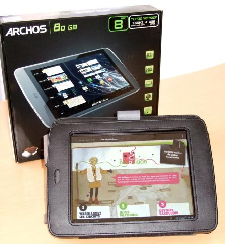 Arcbos Android Tablet