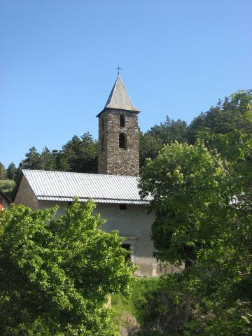 Photo Eglise Saint Michel à Réotier Les Sagnes