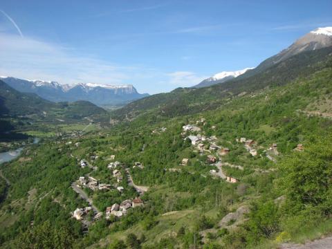 Panorama de Réotier
