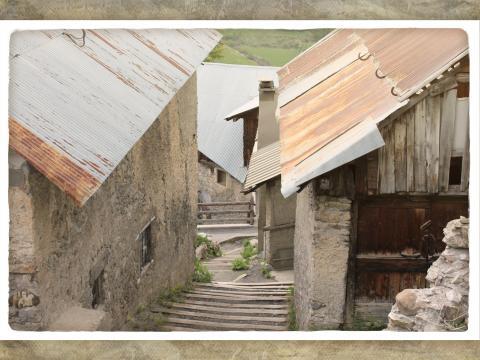 Photo hameau de Sainte Catherine à Vars